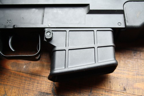 Mag well adapter for all those M4 mags you already have!